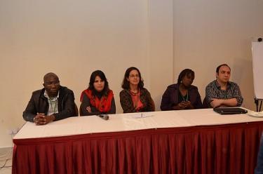 Diaspora Influence Online GV2012