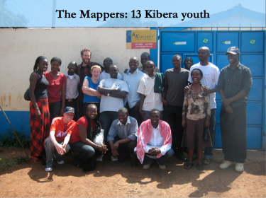 The youth who mapped Kibera